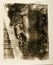 Robert Rauschenberg / Rack From 'Stoned Moon' Series / 1969