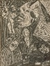 Italo Scanga / Los Perdidos and the Crying Women / 1981