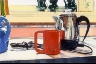 Jeanette Pasin Sloan / Farberware Coffeepot No. VI / 1976