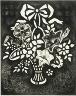 Louis Lozowick / Flower Piece / 1929