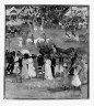 Maurice Brazil Prendergast / Race Track / about 1895-97
