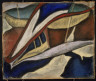 Arthur Garfield Dove / Yachting / about 1912