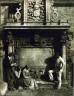 Hill & Adamson / The Artist and the Gravedigger / ca. 1845
