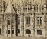 Unidentified Photographer / Rouen. Palais de Justice - tourela Largeur / ca. 1875