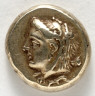 Greece, 6th-3rd Century BC / Hecte: Head of Omphale (obverse) / 500-300 BC