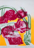 James Rosenquist / Dusting Off Roses / 1965