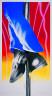 James Rosenquist / Firepole / 1967