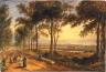 James Pattison Cockburn / General Hospital, Quebec / 1830