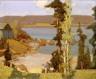 Elizabeth S. Nutt / The Northwest Arm, Halifax / 1926
