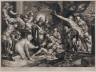 Jan Müller / The Raising of Lazarus / c. 1600