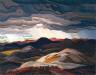 Frank Carmichael / Snow Clouds / 1938