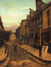 Walter Greaves / A Street in Chelsea / c. 1875-1930