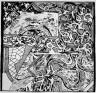 Frank Stella / Swan Engraving Square IV / 1982