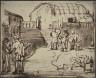 Rembrandt Harmenszoon van Rijn / Noah's Ark / =c. 1660 wkg OB