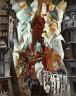 Robert Delaunay / Champs de Mars: The Red Tower / 1911/1923