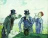 Vincent van Gogh / The Drinkers / 1890