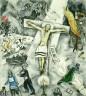 Marc Chagall / White Crucifixion / 1938