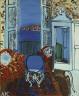 Raoul Dufy / Open Window, Nice / 1928