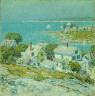 Childe Hassam / New England Headlands / 1899