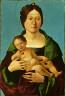 Ercole de' Roberti / Virgin and Child / 1490-1496