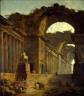 Hubert Robert / The Fountains / 1787/88