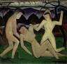 Man Ray, (Emmanuel Rudnitzky) Man Ray, (Emmanuel Rudnitzky) / Departure of Summer / 1914