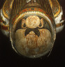 Egyptian / Mummy Case of Paankhenamun / Third Intermediate Period, Dynasty 22, c. 945 - 715 B.C.