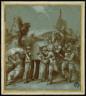 Raffaello Sanzio, called Raphael / Joshua and the Israelites Crossing the Jordan / 16th century