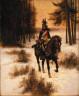 Jean-Baptiste Edouard Detaille / The Dragoon / 1896