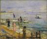 William Glackens / Jetties at Bellport / ca. 1916