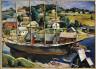 Anthony Sisti / New England Port / 1936
