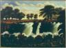 Thomas Chambers, American, born England, 1808-1867 / Genesee Falls, Rochester / mid 19th century