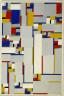 Fritz Glarner, Swiss, 1899-1972 / Relational Painting #93 / 1962