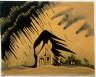 Charles Burchfield, American, 1893-1967 / The East Wind / 1918