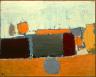 Nicolas Stael, French, born Russia, 1914-1955 / Landscape in Vaucluse No. 2 / 1953