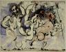 Pablo Picasso, Spanish, 1881-1973 / Cortege / 1933
