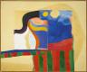 Morris Kantor / Blue on Blue and Beyond / 1966