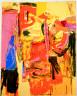 Jim Dine / Collage / 1958