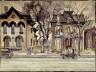 Charles Burchfield, American, 1893-1967 / Promenade / 1927-28