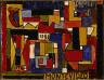 Joaquin Torres-Garcia, Uruguayan, 1874-1949 / Abstract Art in Five Tones and Complementaries / 1943