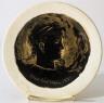 Elihu Vedder / X-mas Card / 1881