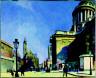 Raoul Dufy, French, 1877-1953 / Le Pantheon et Saint-Etienne-du-Mont / ca. 1903-1906