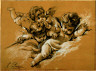 Francois Boucher (attributed to) / Untitled / not dated