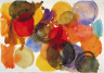 Ernst Wilhelm Nay / Composition (Brightly Colored Shores) / 1960