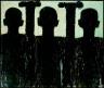 Lester Johnson / Dark Portrait #3 / 1965