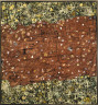 Jean Dubuffet / Path Bordered by Grass / 1956