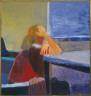 Richard Diebenkorn / Woman in a Window / 1957