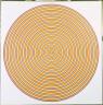 Tadasky (Kuwayama)   Japanese, born 1935 / Untitled B 133 / 1964