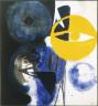 Ernst Wilhelm Nay / Gelb Utopisch / 1964