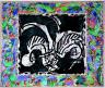 Pierre Alechinsky / Oranges de Binche / 1982